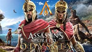 Assassin's Creed Odyssey: GAMEPLAY ITA! WOW! Assassin's ...