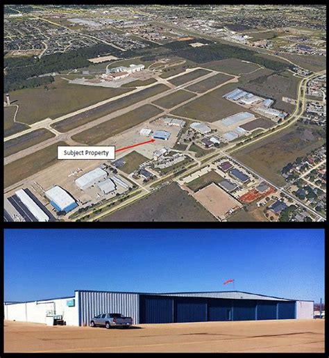 Hangars For Sale Arlington Municipal Airport