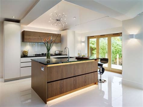 what is island kitchen modern kitchen with led lights led lights 7039