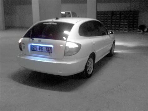 Kia Rio Cinco Wagon. Photos And Comments. Www.picautos.com