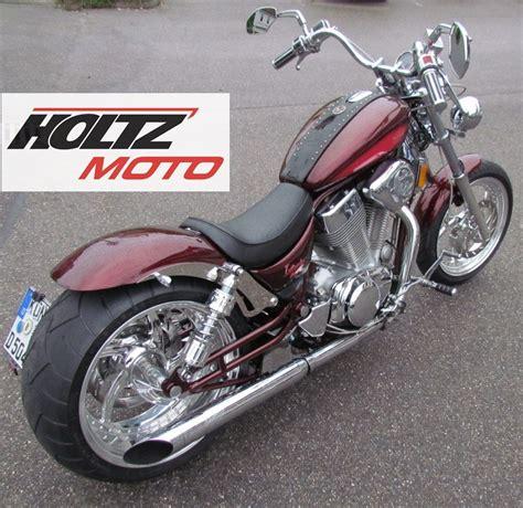 suzuki intruder 1400 umbau umgebautes motorrad suzuki vs 1400 glp intruder holtz