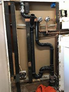 Washing Machine Drain Into Utility Sink