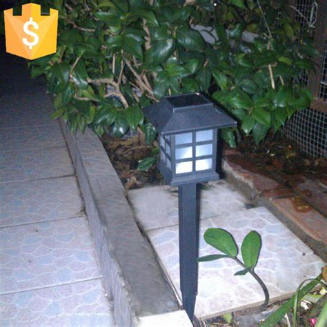 bright yard l solar panel garden light led lights