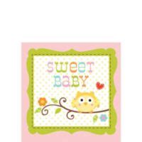 owl baby shower plates and napkins owl baby shower supplies city