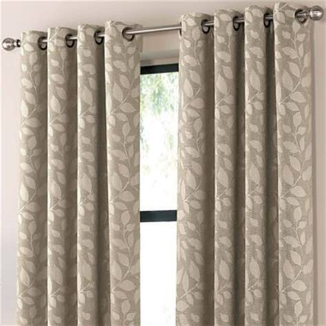 sonoma leaf print grommet top curtain panel jcpenney