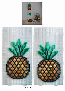 Bügelperlen Kreative Ideen : hama pineapple hama perlen b gelperlen steckperlen und hama ~ Orissabook.com Haus und Dekorationen