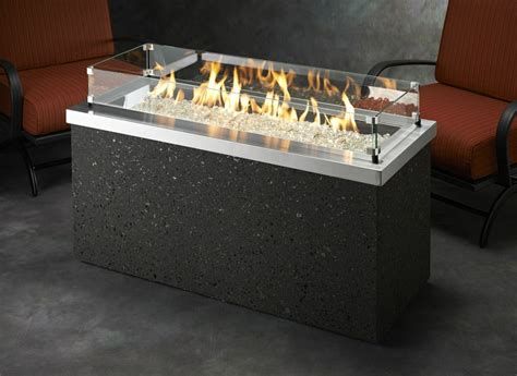 Outdoor Great Room Key Largo Fire Pit Table  Sutter Home