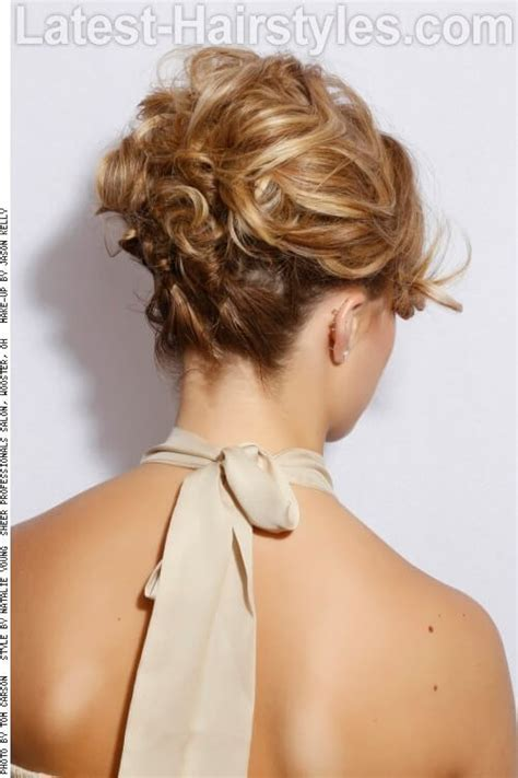 hair up curly styles 15 curly hairstyles for summer zest up your look 6914