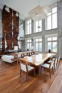 les 25 meilleures idees de la categorie table en bois With lovely meuble de cuisine maison du monde 1 cuisine bois metal cuisine interieure