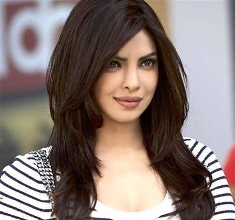 priyanka chopra hairstyle indian hairstyles pinterest