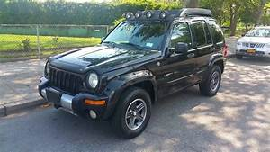 2003 Jeep Liberty Renegade With Every Available Option