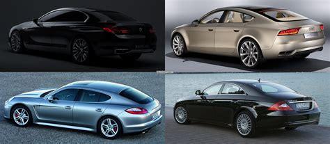 Bmw Gran Coupe Vs. Audi Sportback Vs