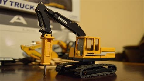 joal akerman ec excavator unboxing youtube