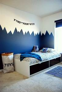 Awesome 30+ Toddler Boy Room Ideas Paint Inspiration ...