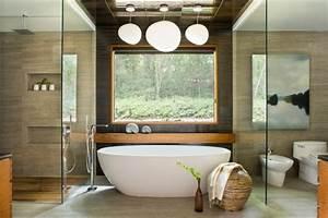 Deco salle de bain zen 42 astuces pour ambiance feng shui for Salle de bain design avec décoration de noel professionnel