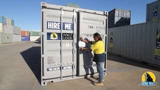 shipping containers  sale hire australia portable