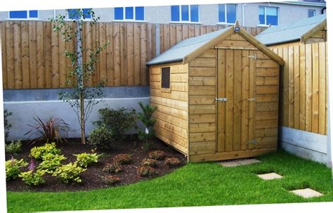 12x8 shed garden shed timber shed wooden shed abwood ie