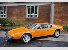 1974 DeTomaso Pantera II Images PanteraL Automotive
