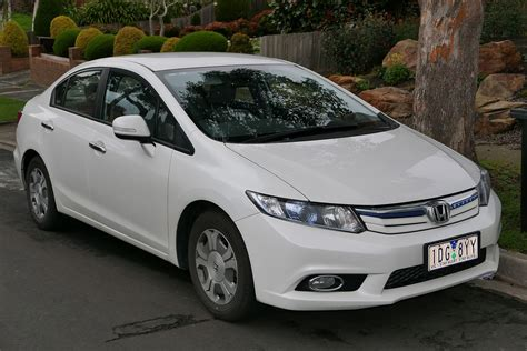 Ee  Honda Ee   Civic Hybrid
