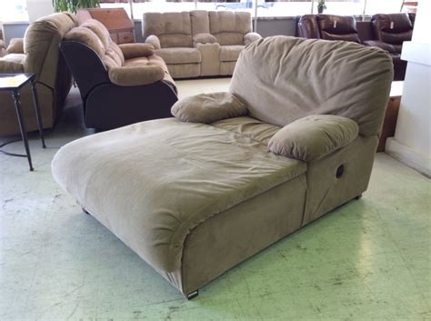 wide chaise lounge couches and seats