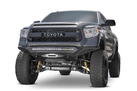 Toyota Bumpers by 2014 2019 Toyota Tundra Stealth Fighter Front Bumper