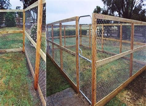 simple fence ideas with cheap fencing ideas for dogs