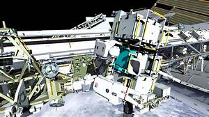 Spacewalking Duo set for busy Battery Replacement EVA ...