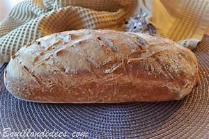 Recette Pain Sans Gluten Machine à Pain : pain sans gluten la farine de sarrasin recette facile ~ Melissatoandfro.com Idées de Décoration