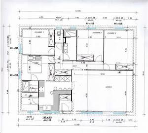 conseils pour une maison de plain pied 100m2 118 With plan maison plain pied 100m2