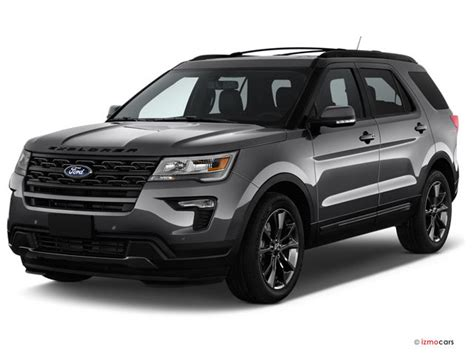 2018 Ford Explorer Interior  Us News & World Report