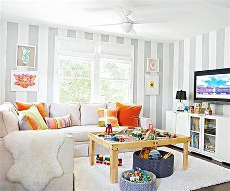 Happy, Kidfriendly Living Room