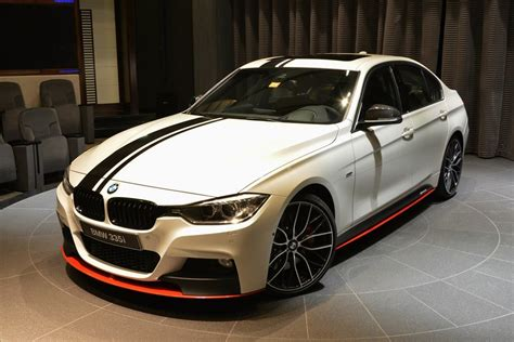 Bmw M Performance 3 Series With Tuning Accessories And 340 Hp