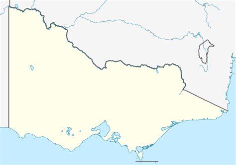 fileaustralia victoria location map blanksvg wikimedia