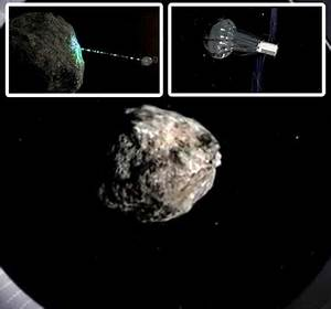 Video Shows How NASA Plans to Capture an Asteroid - TechEBlog