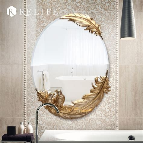 Decorative Bathroom Wall Mirrors by Aliexpress Buy Top Selling Room Decorative Wall