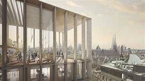 proposals revealed for LSE's paul marshall building ...