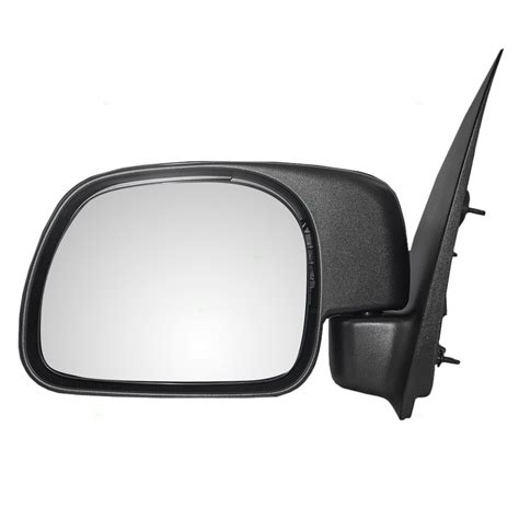 99-07 Ford Super Duty Truck Drivers Side View Power Mirror