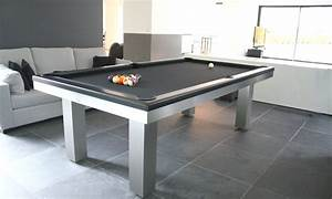 Table À Manger Billard : table manger transformable billard ~ Melissatoandfro.com Idées de Décoration
