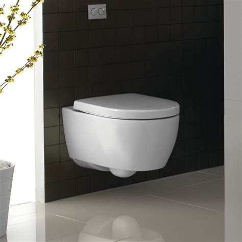 wall hung toilet twyford 3d wall hung wc toilets from modern homes