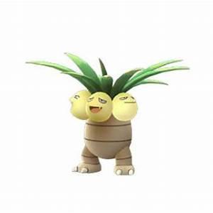 Pokemon Go Rarity Chart 2018 Pokémon Go Exeggutor Evolution Locations Nests Moveset