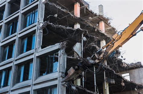 commercial demolition cost  square foot hometown