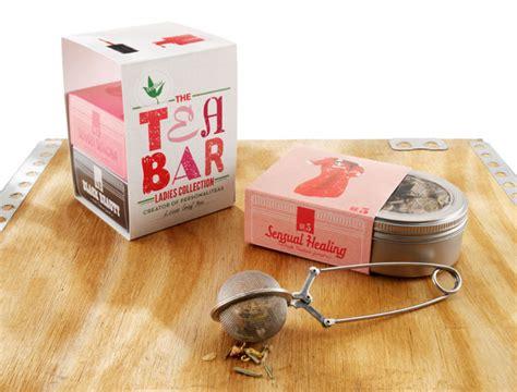 delightful tea packages  dieline packaging