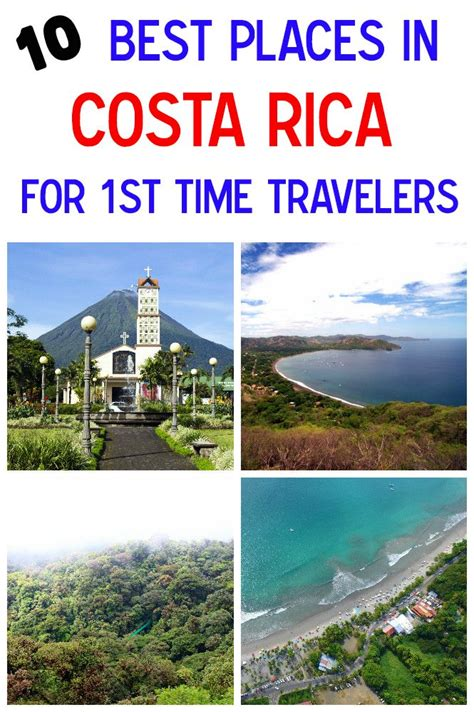 costa rica travel tips images  pinterest