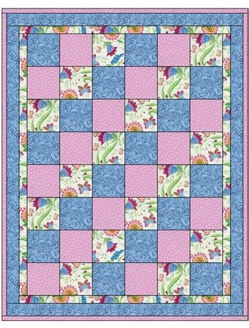 3 fabric quilt patterns sew ez 3 yard quilt pattern