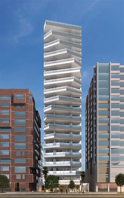 Oh Residential Tower In Quito Ecuador Features Shifting
