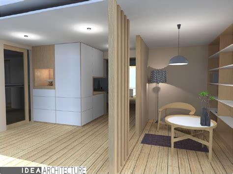 ouverture entre cuisine et salle a manger maison design bahbe