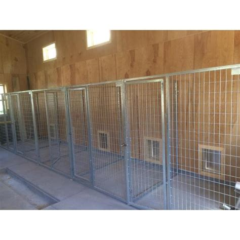 tk indoor outdoor kennels multi run 3 sided chain pet pro supply co