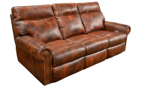 Coleman Loveseat by Coleman Sofa Arizona Leather Interiors