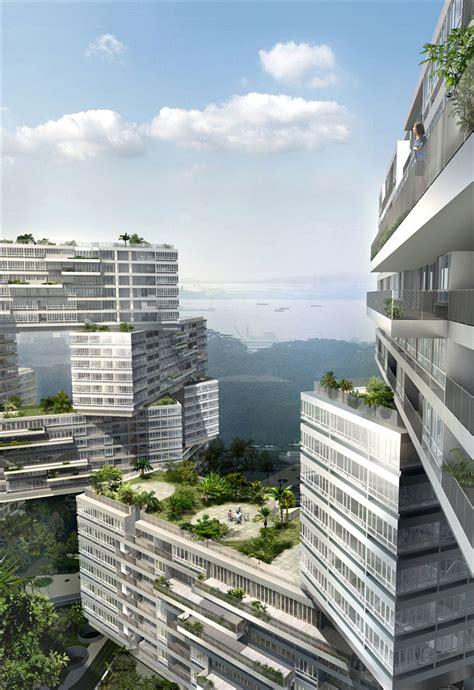 The Interlace Singapore Evolo Architecture Magazine