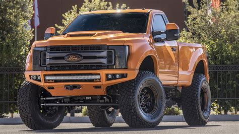 ford   super duty xlt  bds suspension top speed